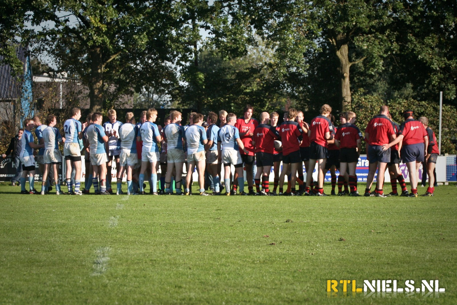 2011-10-15   RCS – Nieuwegein   44-17