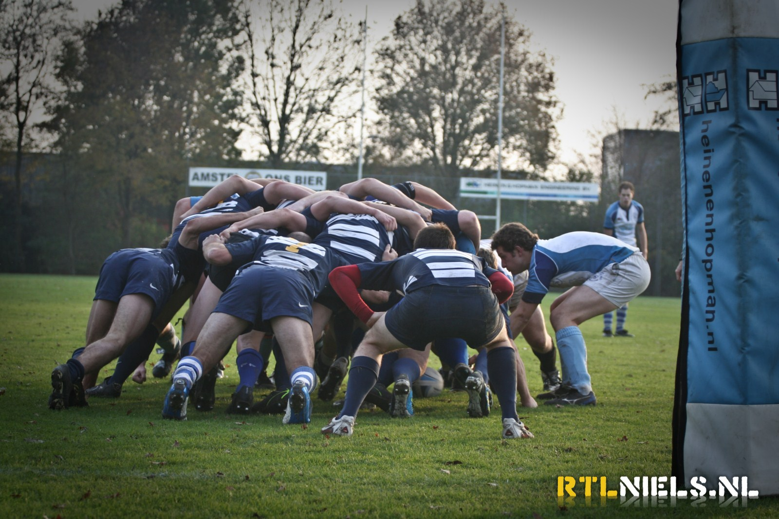 2011-11-19 | RCS – Hilversum 2 | 26-5