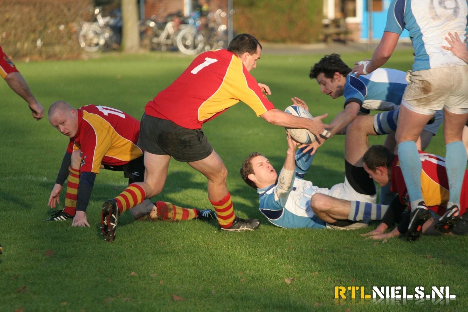 2011-12-10 | RCS – Den Helder | 39-15