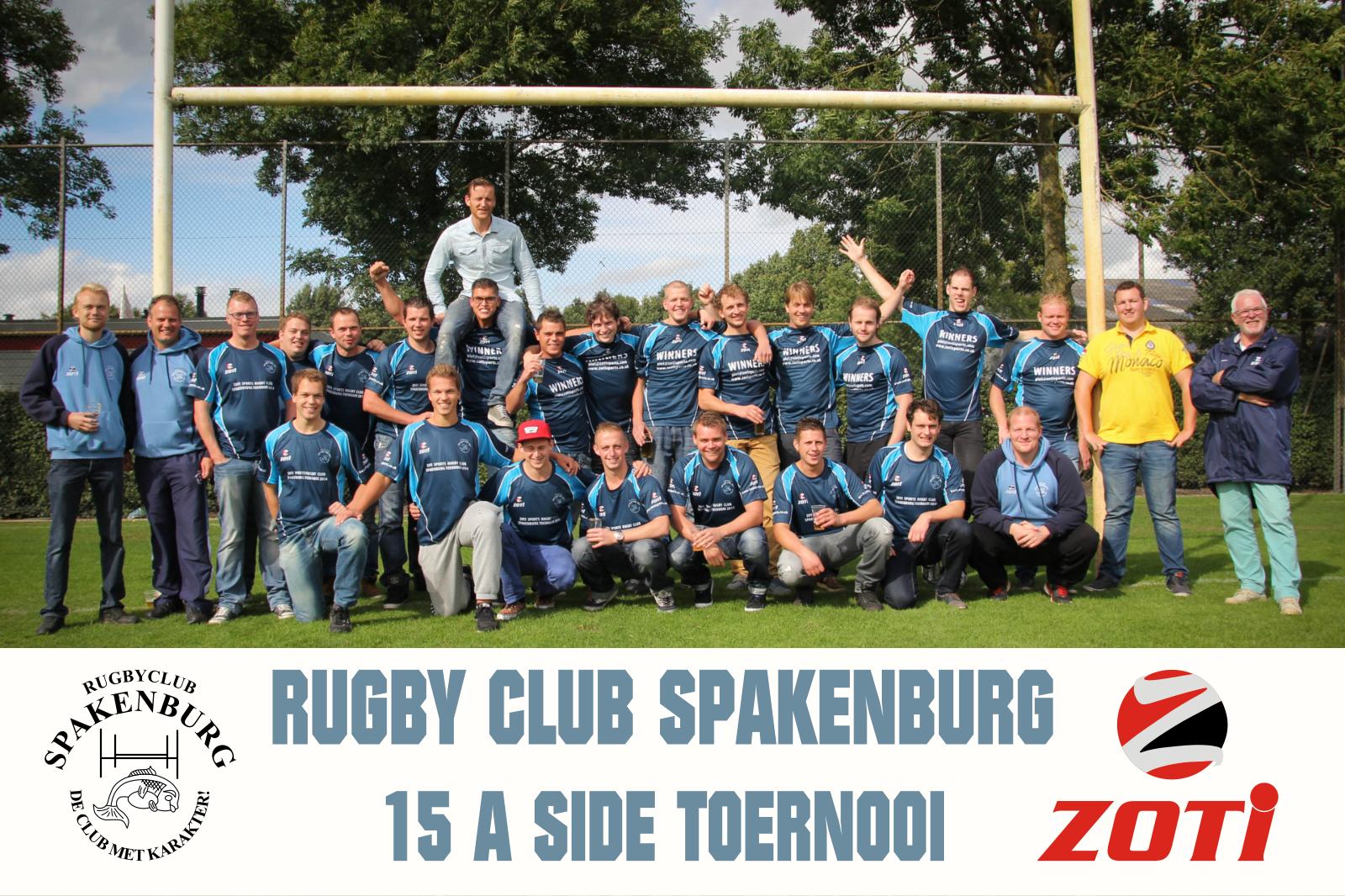2014-08-30 | RCS Wint Zoti's Rugby Club Spakenburg Toernooi 2014