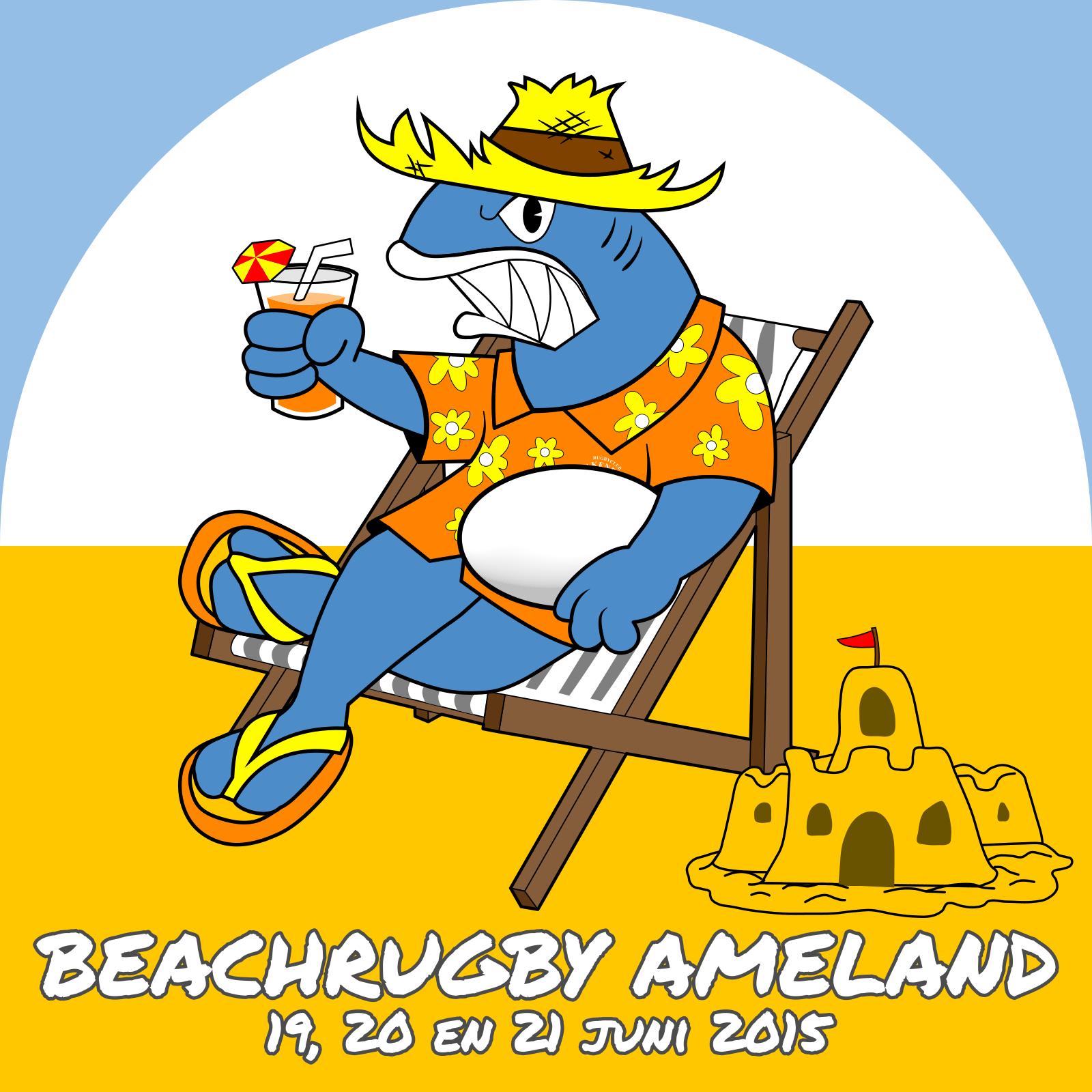 Zon, Zee, Strand? Ameland