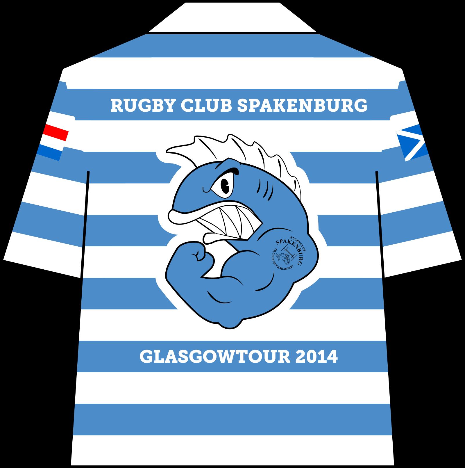 Tour 2014 – Shirt En Logo