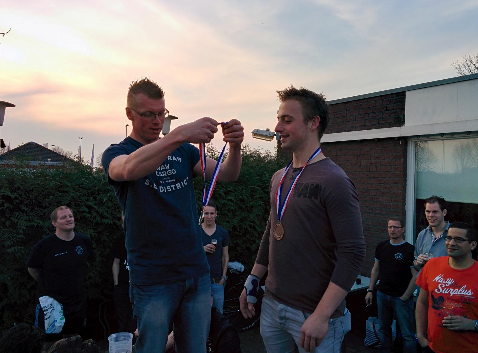Speler Van Het Jaar 2013 – Jonathan De Boer